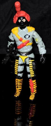 Black Major Toys Python Patrol Night Viper Stinger - Surveillance Port (05)
