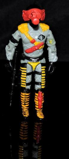 Black Major Toys Python Patrol Night Viper Stinger - Surveillance Port (07)