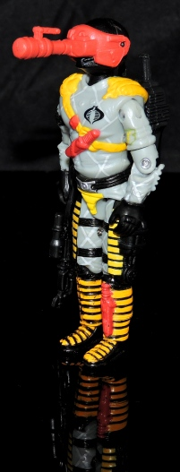 Black Major Toys Python Patrol Night Viper Stinger - Surveillance Port (08)