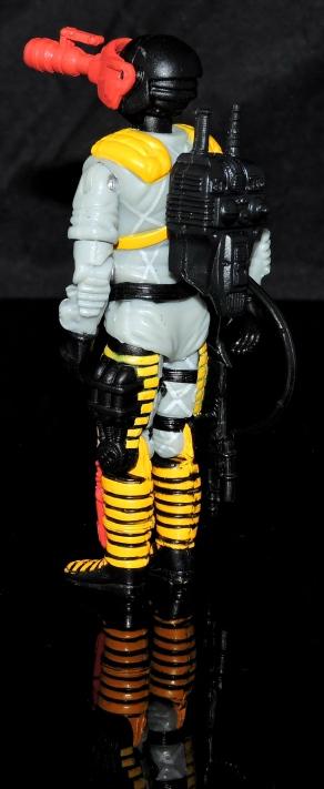Black Major Toys Python Patrol Night Viper Stinger - Surveillance Port (10)