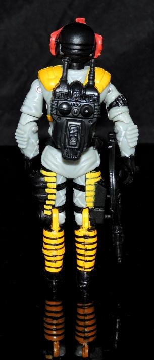 Black Major Toys Python Patrol Night Viper Stinger - Surveillance Port (11)