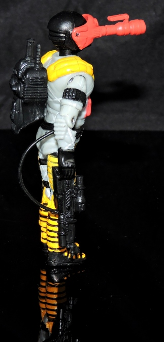 Black Major Toys Python Patrol Night Viper Stinger - Surveillance Port (12)