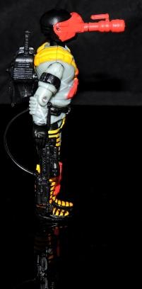 Black Major Toys Python Patrol Night Viper Stinger - Surveillance Port (13)