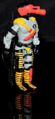 Black Major Toys Python Patrol Night Viper Stinger - Surveillance Port (14)