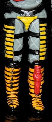 Black Major Toys Python Patrol Night Viper Stinger - Surveillance Port (16)