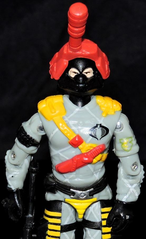 Black Major Toys Python Patrol Night Viper Stinger - Surveillance Port (17)