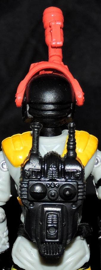 Black Major Toys Python Patrol Night Viper Stinger - Surveillance Port (18)