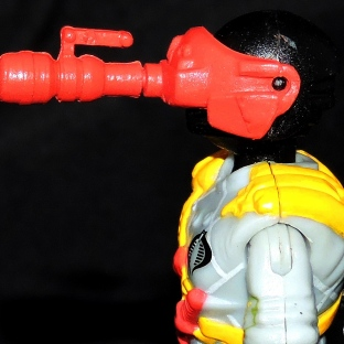 Black Major Toys Python Patrol Night Viper Stinger - Surveillance Port (19)