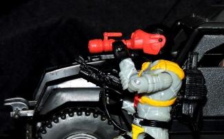 Black Major Toys Python Patrol Night Viper Stinger - Surveillance Port (25)