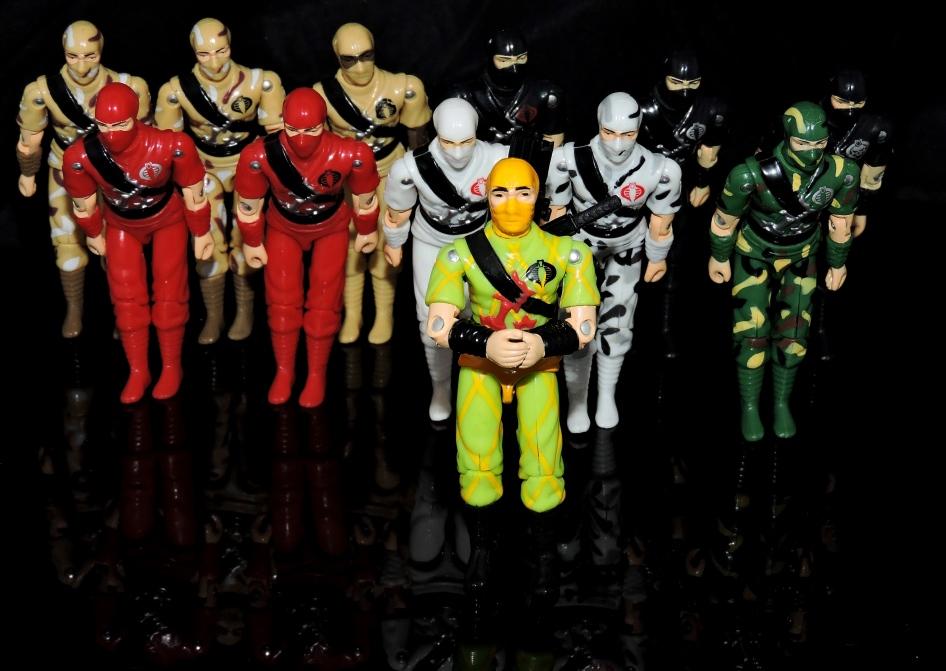 Black Major Toys Python Patrol Ninja (01)