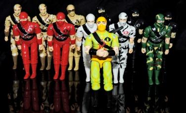 Black Major Toys Python Patrol Ninja (03)