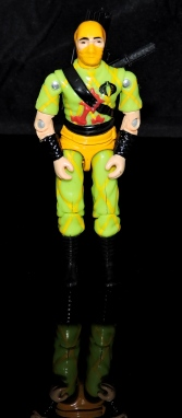 Black Major Toys Python Patrol Ninja (04)