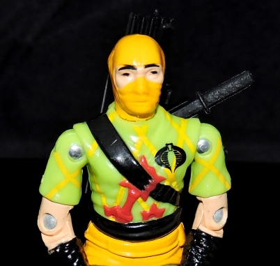 Black Major Toys Python Patrol Ninja (05)