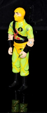 Black Major Toys Python Patrol Ninja (06)