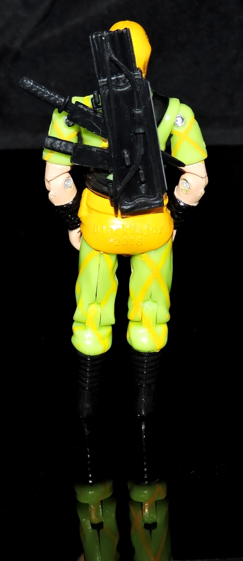 Black Major Toys Python Patrol Ninja (08)