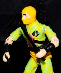 Black Major Toys Python Patrol Ninja (14)