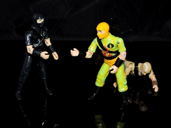 Black Major Toys Python Patrol Ninja (15)