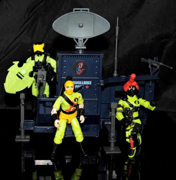 Black Major Toys Python Patrol Ninja (19)