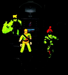 Black Major Toys Python Patrol Ninja (21)