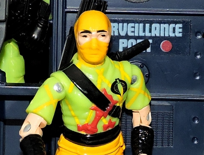 Black Major Toys Python Patrol Ninja (23)