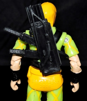 Black Major Toys Python Patrol Ninja (24)