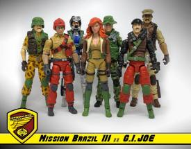 Custom Modern Era GI Joe Mission Brazil III by Just Ian Customs - Surveillance Port 01
