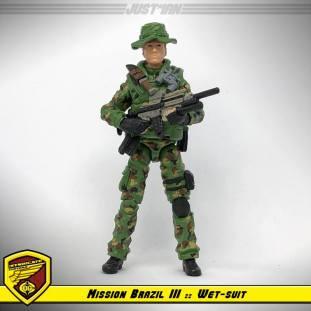 Custom Modern Era GI Joe Mission Brazil III by Just Ian Customs - Surveillance Port 12