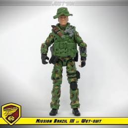 Custom Modern Era GI Joe Mission Brazil III by Just Ian Customs - Surveillance Port 13