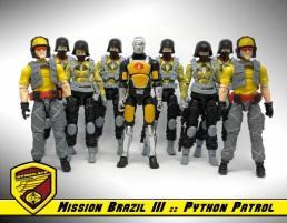 Custom Modern Era GI Joe Mission Brazil III by Just Ian Customs - Surveillance Port 14