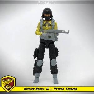 Custom Modern Era GI Joe Mission Brazil III by Just Ian Customs - Surveillance Port 20