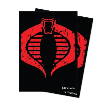 G.I. Joe Cobra Deck Protector sleeve - Surveillance Port