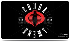 G.I. Joe Cobra Playmat - Surveillance Port