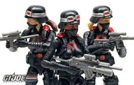 G.I.Joe Collectors Club Cobra Night Stalkers 3 Pack - Surveillance Port (2)