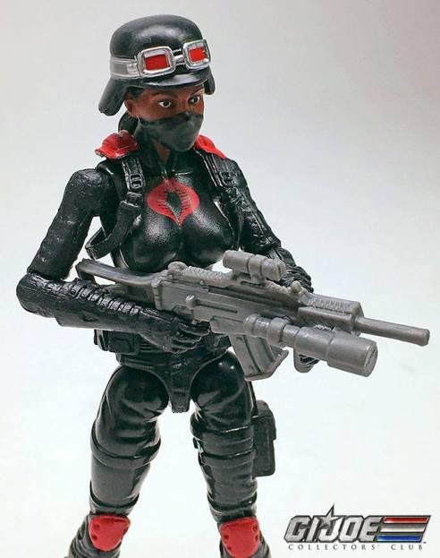 G.I.Joe Collectors Club Cobra Night Stalkers 3 Pack - Surveillance Port (4)