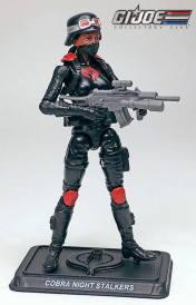 G.I.Joe Collectors Club Cobra Night Stalkers 3 Pack - Surveillance Port (5)
