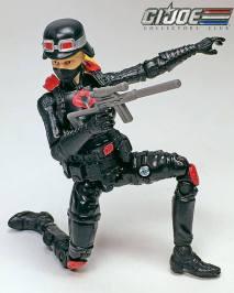 G.I.Joe Collectors Club Cobra Night Stalkers 3 Pack - Surveillance Port (6)