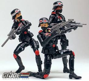 G.I.Joe Collectors Club Cobra Night Stalkers 3 Pack - Surveillance Port (7)