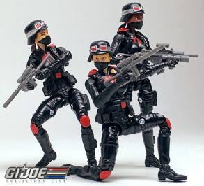 G.I.Joe Collectors Club Cobra Night Stalkers 3 Pack - Surveillance Port (7)