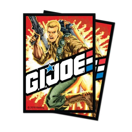 G.I. Joe Deck Protector sleeve - Surveillance Port