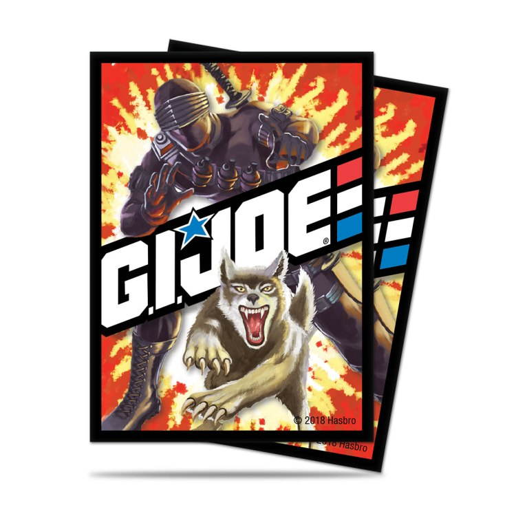 G.I. Joe V3 Deck Protector sleeve - Surveillance Port
