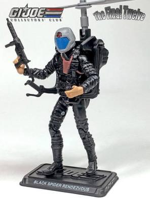 GIJCC Black Spider Rendezvous - Surveillance Port