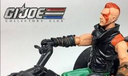 GIJCC Ninja Force Zartan with Cycle - Surveillance Port 00