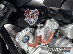 GIJCC Ninja Force Zartan with Cycle - Surveillance Port 06