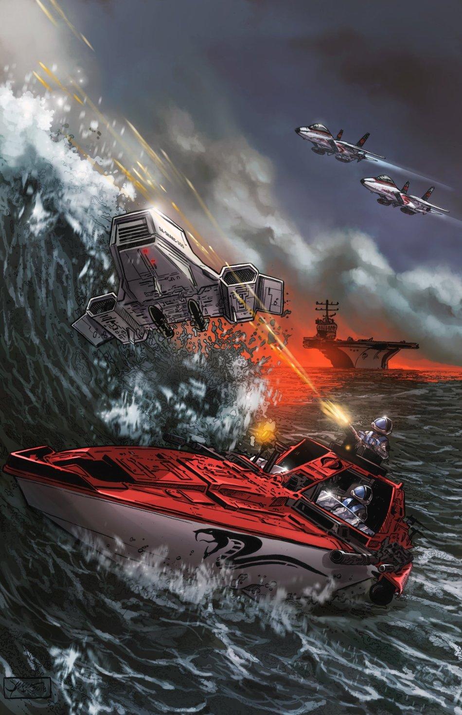 GIJoe A Real American Hero 260 - Surveillance Port