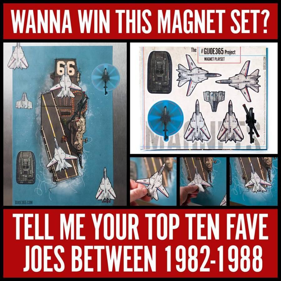 GIJoe365 Magnet Contest Banner - Surveillance Port