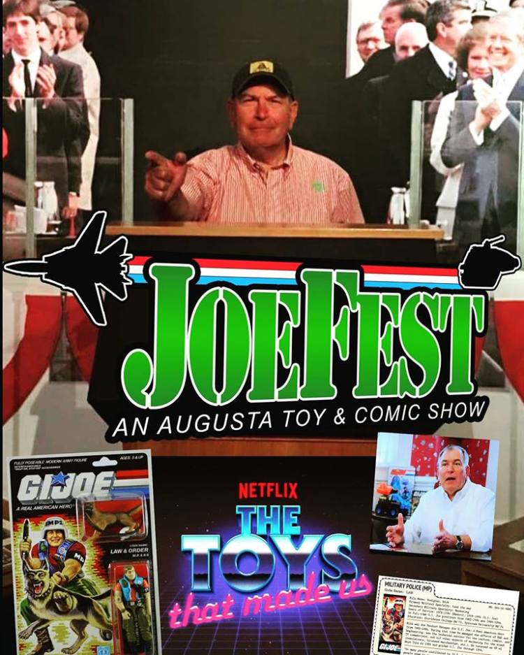 Kirk Bozigian JoeFest Banner - Surveillance Port