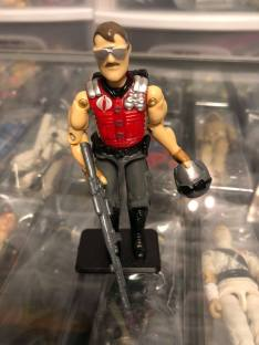 Retro-Toy Con Worlds Without End Sgt Slaughter - Surveillance Port (3)
