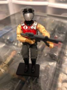 Retro-Toy Con Worlds Without End Sgt Slaughter - Surveillance Port (4)