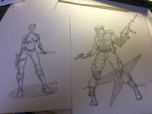 Ron Rudat G.I.Joe Art - Surveillance Port (3)
