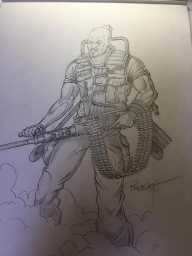 Ron Rudat G.I.Joe Art - Surveillance Port (4)